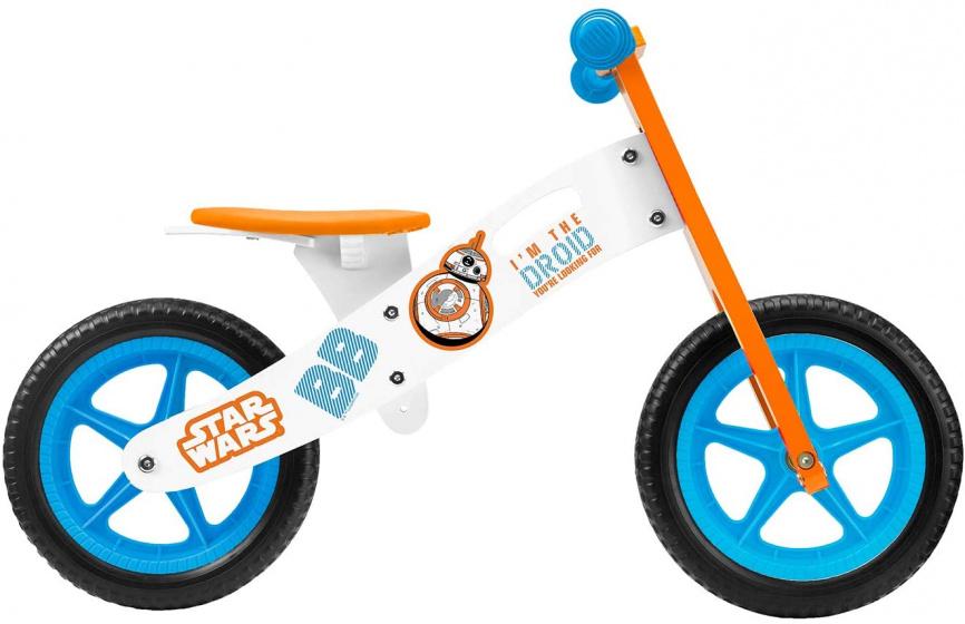 Disney Star Wars 12 Inch Junior Oranje/wit online kopen