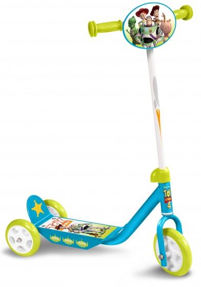 Disney Toys Story 3 wiel kinderstep Junior Voetrem Lichtblauw