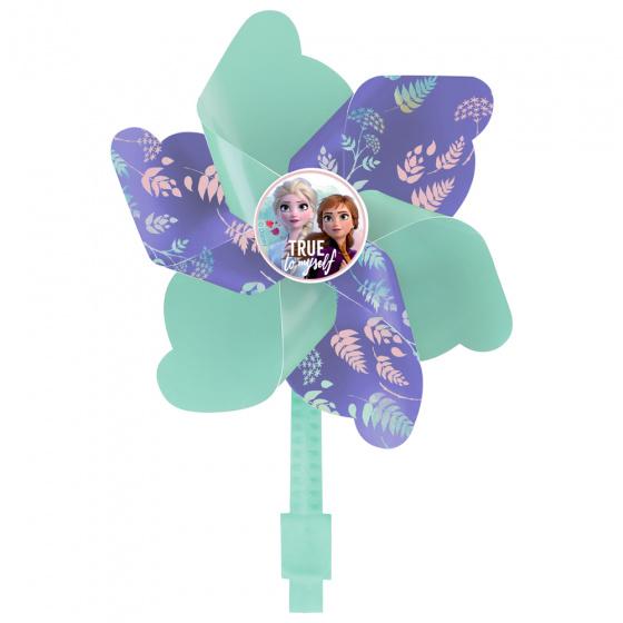 Disney windmolentje Frozen 2 paars/mint