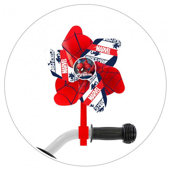 Disney windmolentje Spider Man 17 cm rood