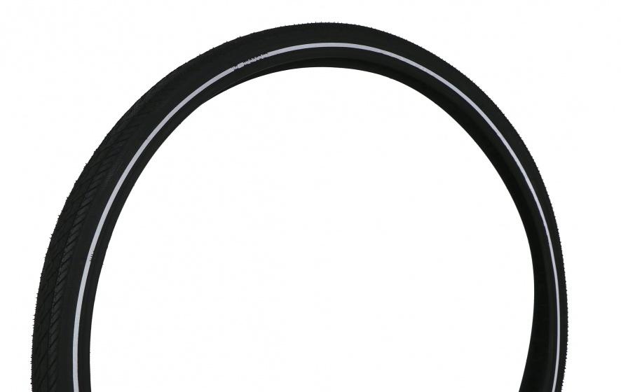 Dresco bandenset 28 x 1.75, 47 622 APS rubber zwart 2 delig