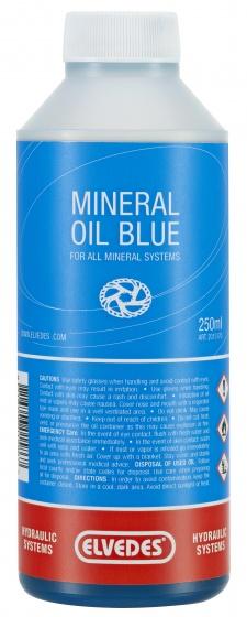 Elvedes blauwe mineraal olie Magura 250 ml