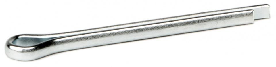 Elvedes splitpen 2017180 zilver 45 mm per 10 stuks