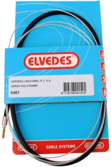 Elvedes SA Universele Versnellingskabel Heren Compleet 6461