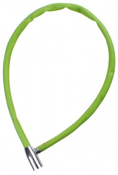 Falkx kabelslot 12 x 650 mm staal-kunststof groen