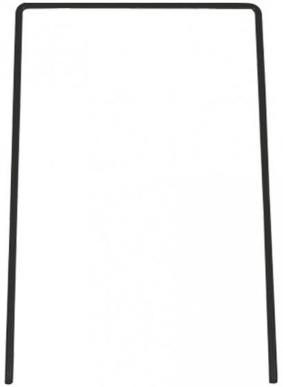 FastRider afstandhouder 18 x 22 cm zwart
