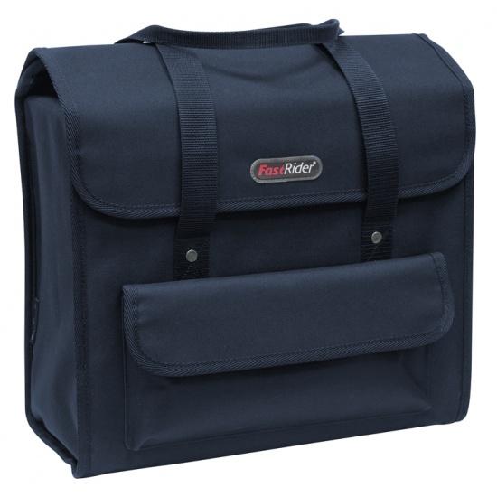 FastRider shopper Deluxe 23 liter blauw
