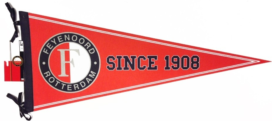 Feyenoord Slaapkamer : Product Logo Red Boomerang Sports