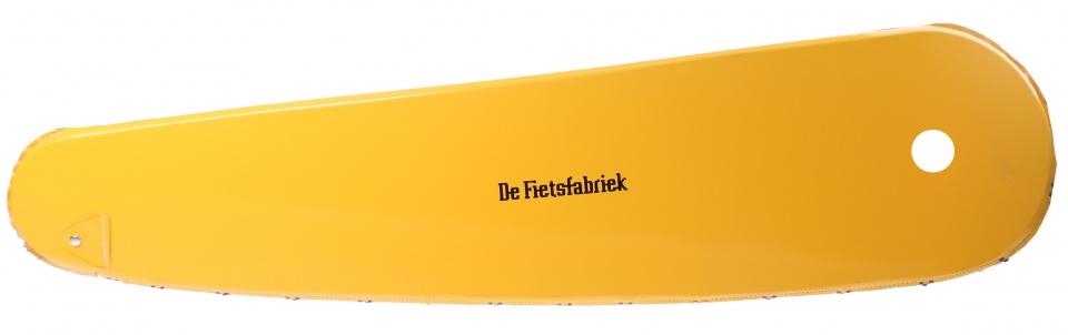 FF Kettingkast Tandem 26 Inch Geel Lakdoek