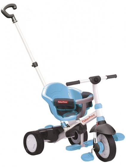 Fisher Price 3 in 1 driewieler Charm Junior Blauw/Wit