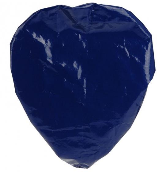 Free and Easy zadeldek universeel 27 cm blauw