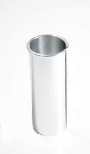 TOM Vulbus 25,4 x 0,6 x 80 mm aluminium zilver