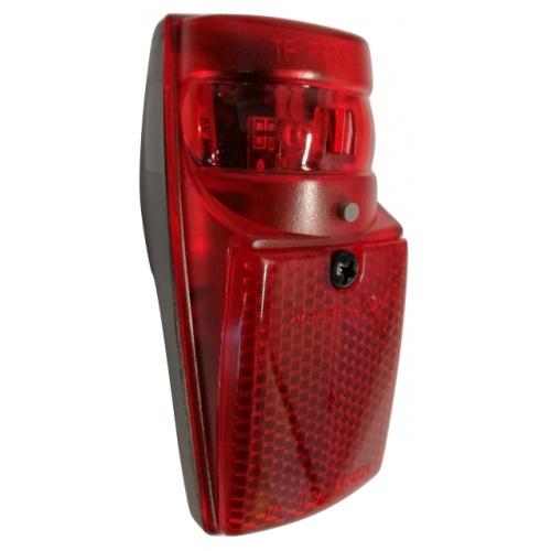 Gazelle achterlicht Spxb batterij led rood
