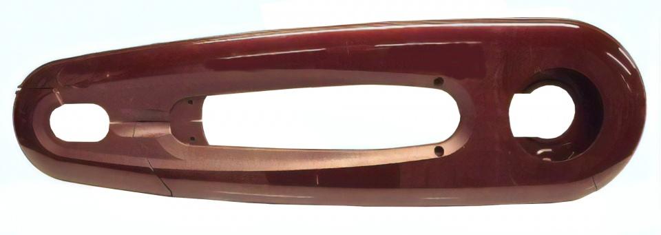 Gazelle kettingkast Nexus 28 inch 66 x 20 cm bordeaux
