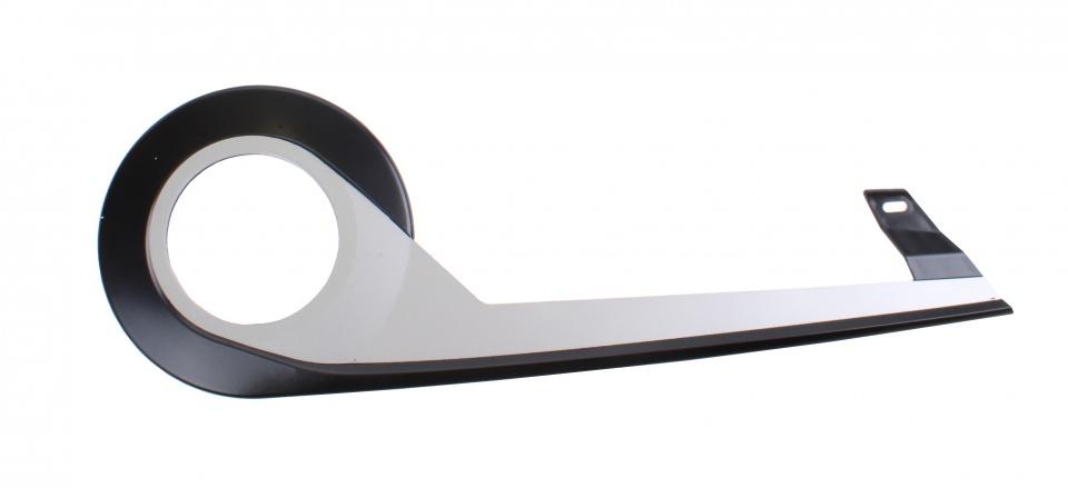 Gazelle kettingscherm Daum zwart-zilver