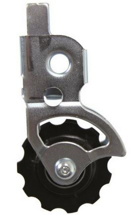 Gazelle kettingspanner Easyglider zilver/zwart 90 mm