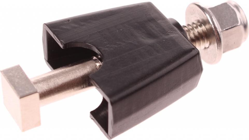 Gazelle kettingspanner New Edge 45 mm zilver/zwart