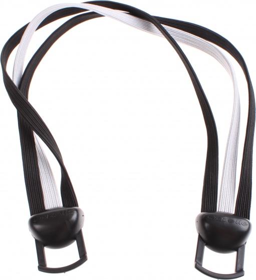 Gazelle snelbinder Power Vision 28 inch zwart/zilver