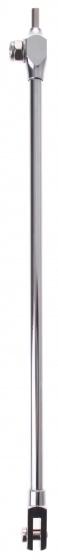 Gazelle Remstangbuis + Pen 225mm Zilver