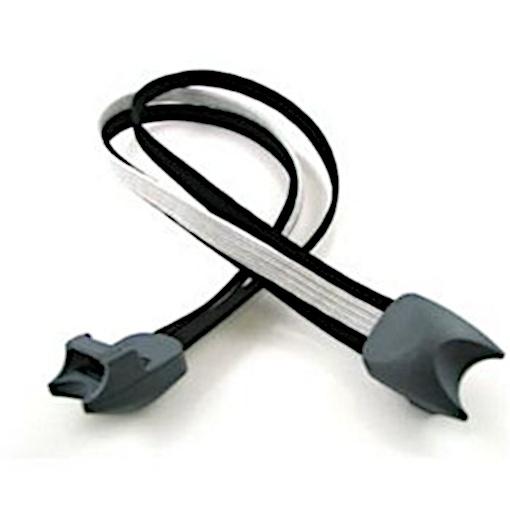 Gazelle Snelbinder New Edge Voor Dikke Drager Zwart-Grijs