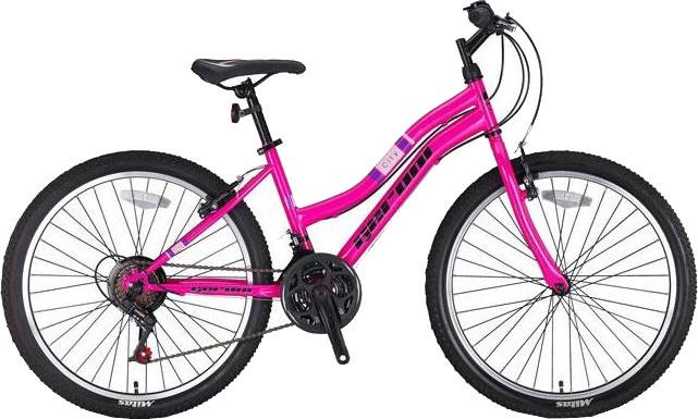 Geroni Swan Lady 24 Inch 36 Cm Junior 21v V-brakes Roze online kopen