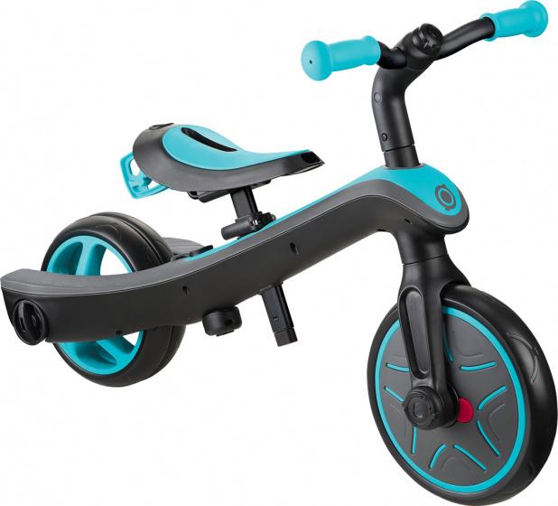 Globber Trike Explorter 2-in-1 Junior Blauw/zwart online kopen