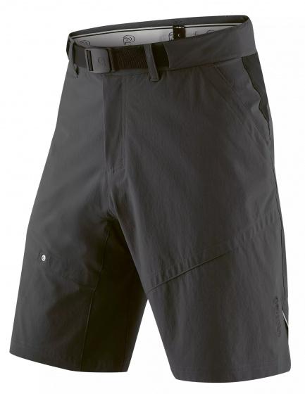 Gonso fietsbroek Arico heren polyester zwart maat M