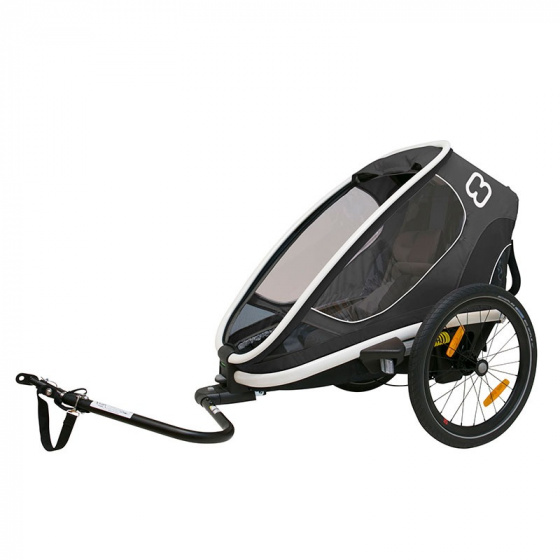 Hamax Outback One 20 Inch Unisex Grijs