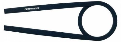 Hebie chainglider 350F 42T E1 445 175 mm zwart