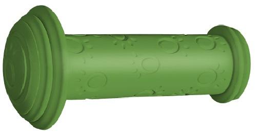 Herrmans handvatten Grip 82A junior 95 x 22 mm groen 2 stuks