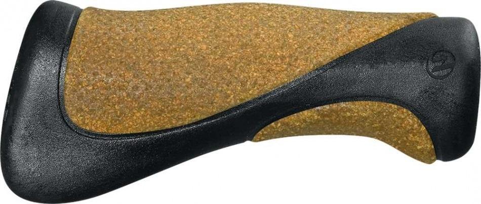 Herrmans handvat Primergo Dd14bl 120 mm links zwart/bruin per stuk