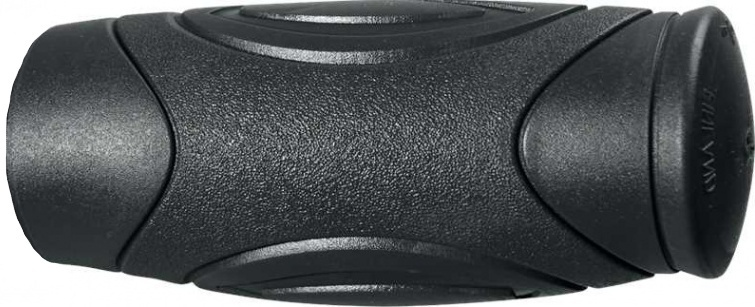 Herrmans Handvat Zeglo SD 95C 82mm Zwart Per Stuk