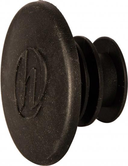 Herrmans Stuurdopje LRC Lang 17 20mm Zwart