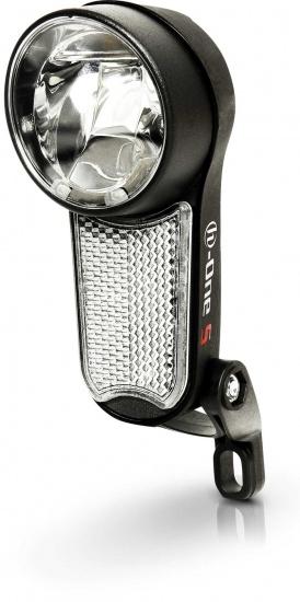 Herrmans Voorlicht LED H One S Auto-On-Off Zwart