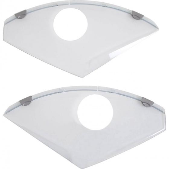 Hesling jasbeschermers Secura no.5 28 inch transparant