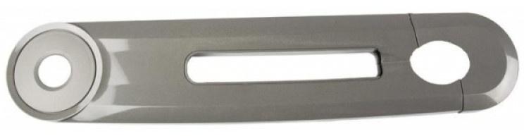 Hesling kettingkast Cadena 62 cm grijs Sport>Fietsen>Fiets Onderdelen & Accessoires aanschaffen doe je het voordeligst hier