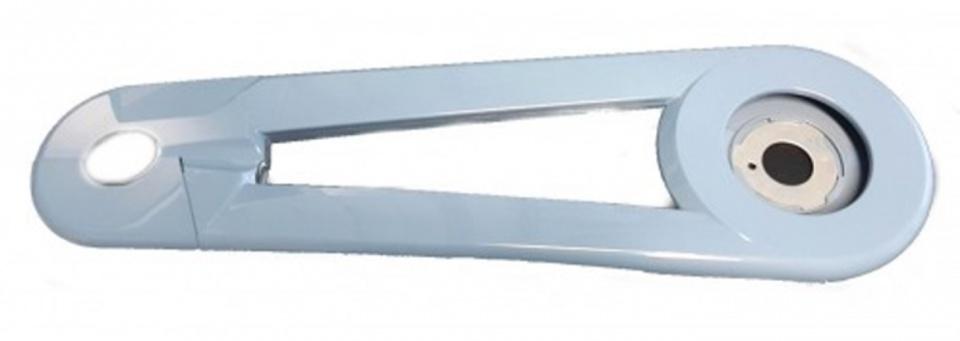 Hesling kettingkast Xcero 28 inch 62 cm lichtblauw