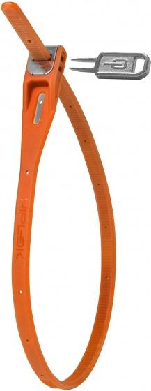 Hiplok kabelslot Z Lok 420 mm oranje