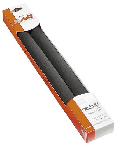 Ergotec Stuurbocht Cover Cfhd 02/2 400mm 22X6MM Zwart Pluggen