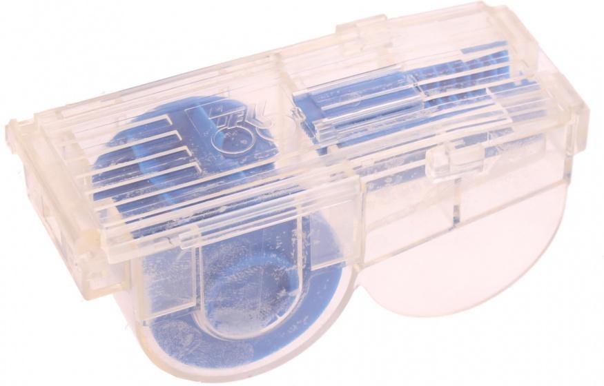 IceToolz kettingreiniger 11 x 4,5 x 5 cm transparant