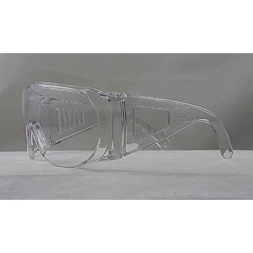 IceToolz veiligheidsbril antistatisch transparant one size