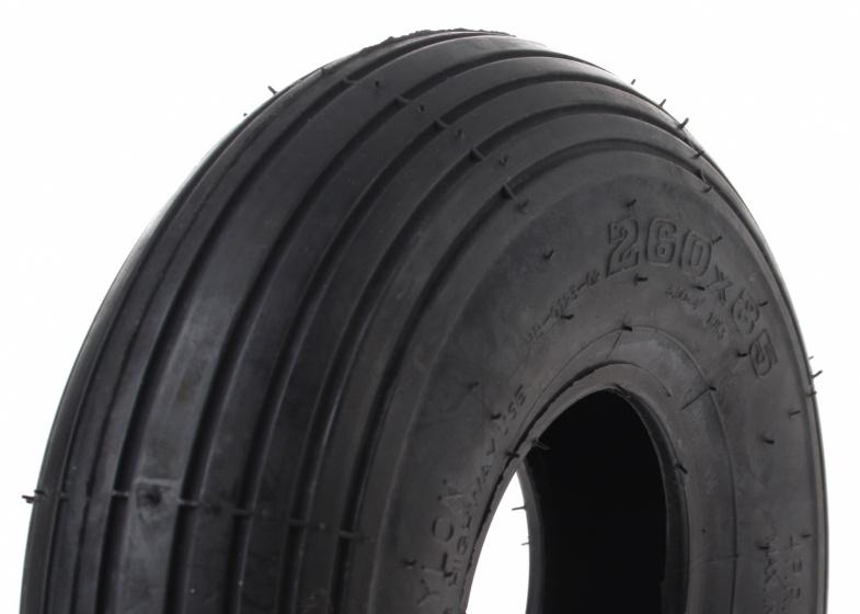 Impac buitenband tube 260 x 85 (3.00 4) zwart Sport>Fietsen>Fiets Onderdelen & Accessoires aanschaffen doe je het voordeligst hier