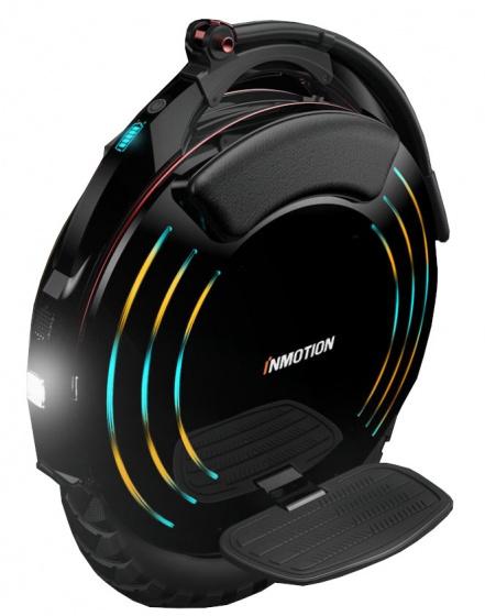 InMotion V10F Unisex Voetrem Zwart