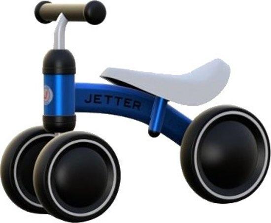 Jetter loopfiets Junior Blauw