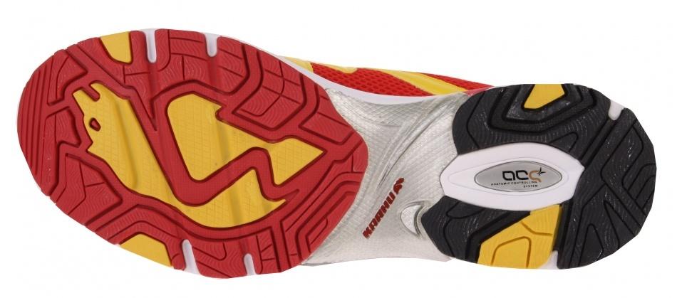 Chaussures De Course Karhu M2 Unisexe Rouge / Blanc Taille 46 BS9qSKj