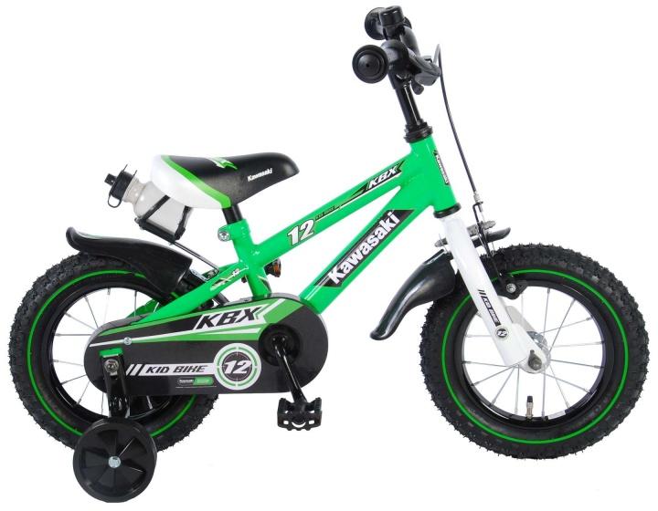 Kawasaki 12 inch jongensfiets 95% afgemonteerd