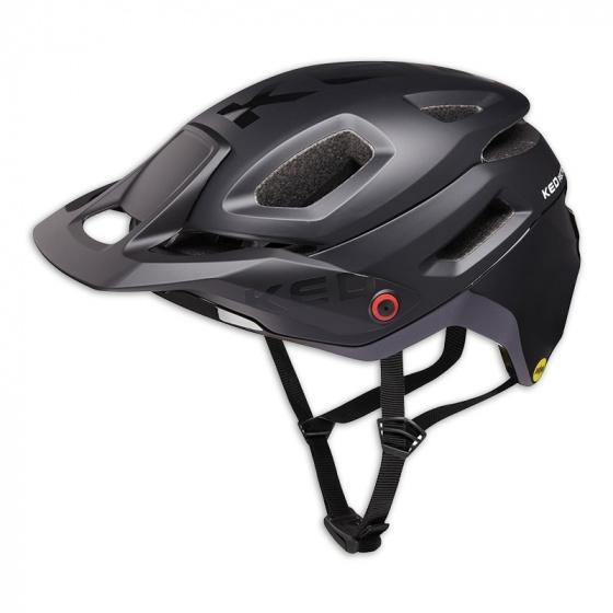 KED fietshelm Pector Me unisex zwart maat 52 58 cm