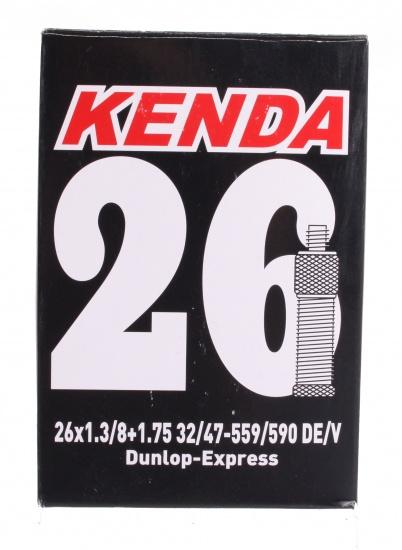 Kenda Binnenband 26 x 1 3/8/1.75( 32/47 559/590) DV 28 mm