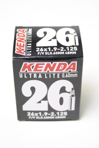 Kenda Binnenband Ultra light 26 x 1.9 2.125 (50/57 559) FV 48 mm