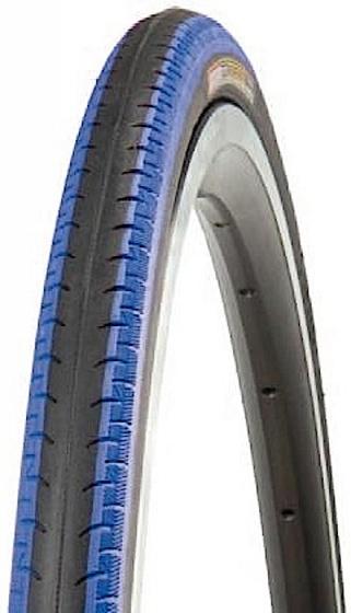 Kenda Buitenband Kontender 28 X 7/8 (23 622) zwart/blauw